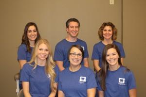 Dr Kromhout's Team